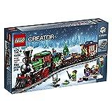LEGO Creator Winter Holiday Train 734pieza(s) Juego de construcción - Juegos de construcción, 12 año(s), 734 Pieza(s), 52 cm, 7 cm, 12 cm
