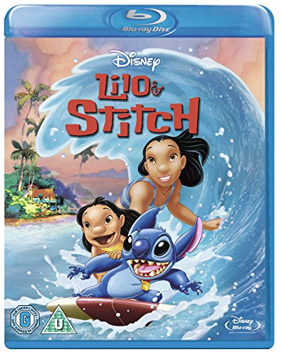 Blu-ray Lilo & Stitch [inglés]