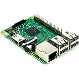 Raspberry Pi 3 Model B -1 GB RAM, WiFi+ Bluetooth, 40 GPIO Pin, 1.2GHz CPU