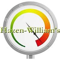Hazen-Williams Formula in Imperial Units