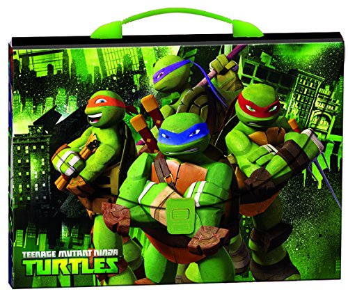 Teenage Mutant Ninja Turtles Sammelmappe Doukumentenmappe Zeichen -
