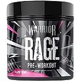 Warrior – RAGE före träning puder – Blazin bär 392 g WA-RG-045-02