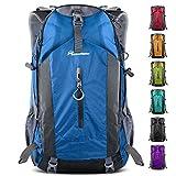 OutdoorMaster Hiking Backpack 50L - Hiking & Travel Backpack w/Waterproof Rain Cover