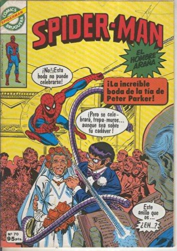 Comics Bruguera: Spiderman numero 70