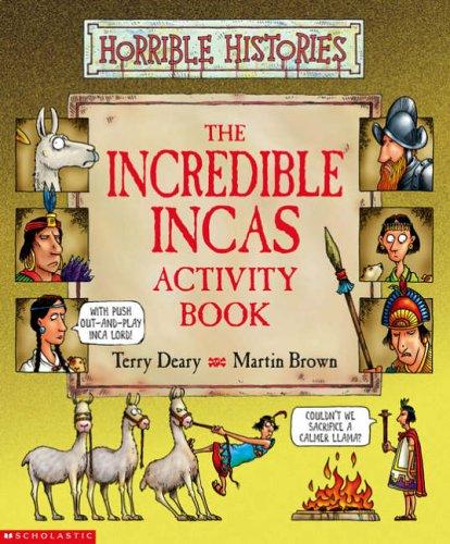 The incredible Incas activity book