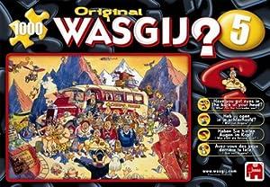 Jumbo Spiele wasgij 5-Last de Minuto de Reserva, 1000Piezas