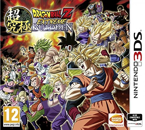 Dragon Ball Z: Extreme Butoden Nintendo 3DS