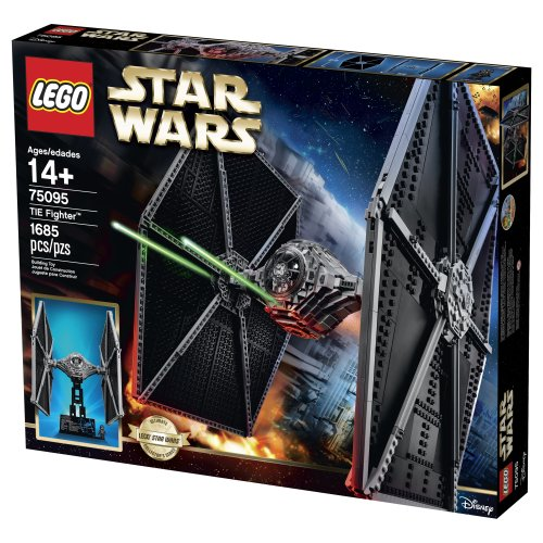 LEGO Star Wars 75095 – Tie Fighter - 6