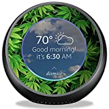 Best Pot Vaporizers - MightySkins Skin For Amazon Echo Spot - Weed Review