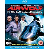 Airwolf - The Complete Collection: Seasons 1-3 - 11 Disc Set