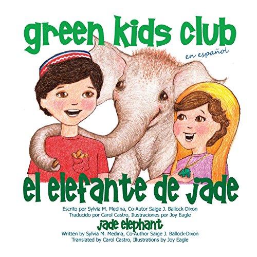 El Elefante de Jade por Sylvia M. Medina
