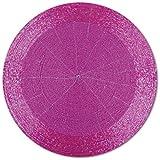 Arsvita Platzset Rund aus Perlen Ø36cm (Pink)