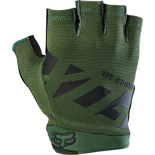 FOX Handschuhe Ranger Gel Short Fatigue, Green, Größe L