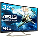 Best Asus Computer Monitors - ASUS VA326H 31.5-inch FHD Gaming Monitor Review