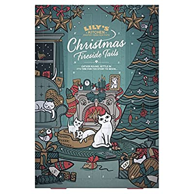 Lily's Kitchen Christmas Advent Calendar for Cats