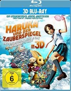 Haruka und der Zauberspiegel - Die fantastische Reise in eine zauberhafte Welt [3D Blu-ray]