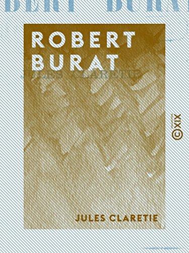 Couverture du livre Robert Burat