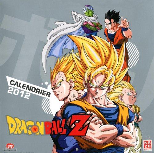 Calendrier 2012 Dragonball Z por Collectif