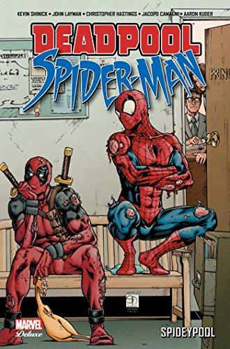 Deadpool / Spider-Man par Kevin Schinick