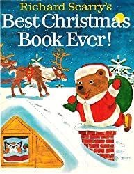 Richard Scarry's Best Christmas Book Ever! [Taschenbuch] by Richard Scarry