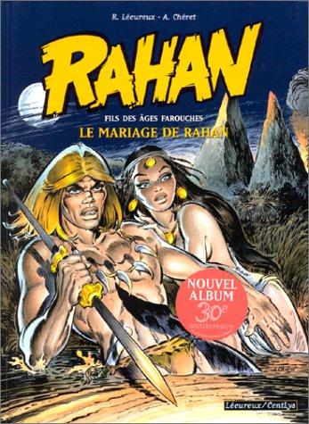 Rahan, tome 1 : Le Mariage de Rahan