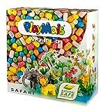 Loick Biowertstoff 160020 PlayMais World Safari - Set de modelado (más de 1000 piezas)