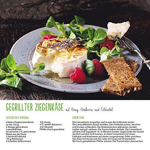 6193ERbDOAL - Genussvoll Grillen (BK) 228119 2019: Broschürenkalender mit Ferienterminen. Jeden Monat ein neues Rezept für dwn Grill. Format: 30 x 30 cm