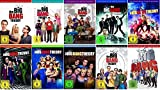 The Big Bang Theory Staffel 1-10 (1+2+3+4+5+6+7+8+9+10) [DVD Set]