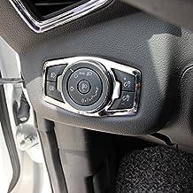 Pegatinas de la cubierta del interruptor de faros del coche