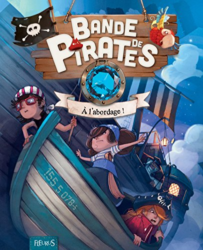 À l'abordage ! (Bande de pirates) (Tricorne Pirate)