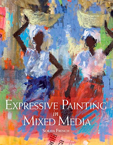 Expressive Painting in Mixed Media Cover Image