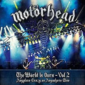 The World Is Ours - Vol 2 - Anyplace Crazy As Anywhere Else (DVD+2CD Digipack) [2012]