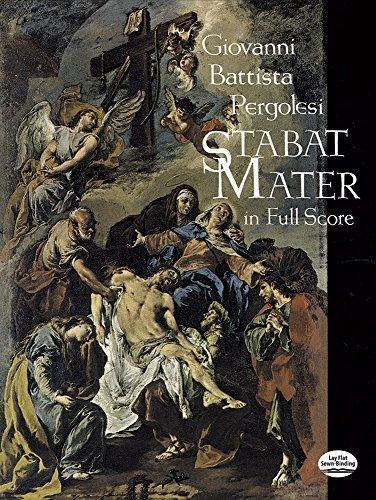 Stabat Mater in Full Score (Dover Music Scores) by Pergolesi, Giovanni Battista, Opera and Choral Scores (1997) Paperback
