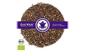 """Núm. 1301: Té rooibos orgánico """"Rooibos con vainilla"""" - hojas sueltas ecológico - 250 g - GAIWAN® GERMANY - rooibos"""