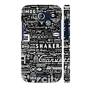 Micromax Canvas A117 ALL MOTORS designer mobile hard shell case by Enthopia