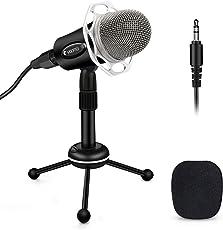Amazon.de: Kondensator-Mikrofone: Musikinstrumente & DJ-Equipment