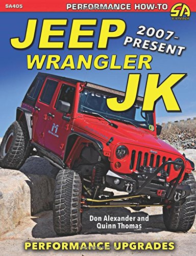 Jeep Wrangler JK 2007 - Present: Advanced Performance Modifications (Performance How-to)