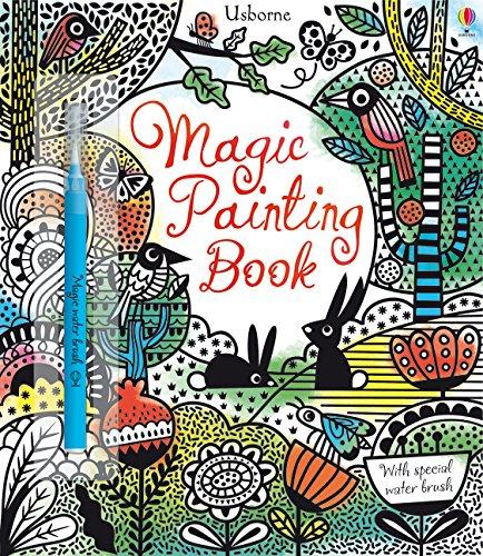 Magic Painting Book (Magic Painting Book)