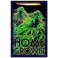 Home Grown–Blacklight poster stampa artistica