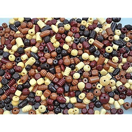 Playbox 250g Perlen aus Holz–Parent