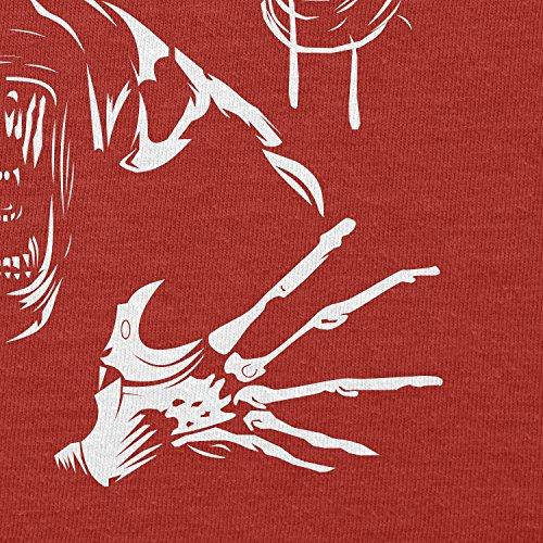 Texlab–The Extraterrestrial Queen–sacchetto di stoffa Rot