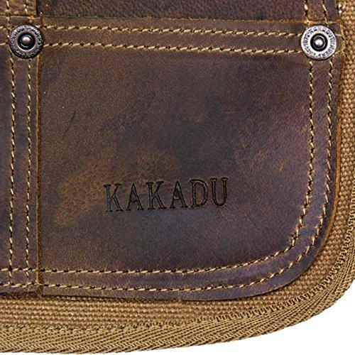 Kakadu Traders Werkzeugtasche UTILITY HOLSTER Tobacco