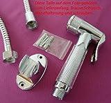 Bidet Hygienedusche Intimdusche Handbrause Wasserhahn