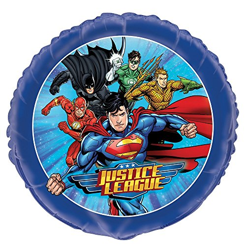 m-Ballon Justice League 45 cm ()