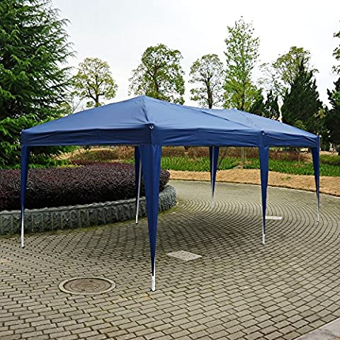 Outsunny 6 X 3M Heavy Duty Waterpoof UV Resistant Pop