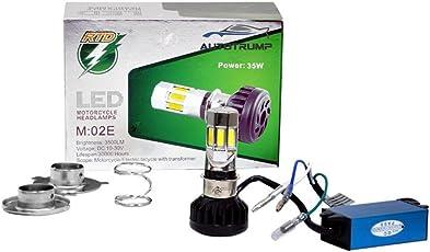 AUTOTRUMP LED Front Headlights for Honda Activa 125