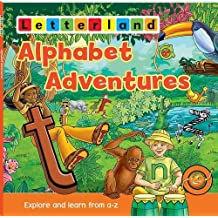 Alphabet Adventures (Letterland Picture Books)
