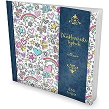 GOCKLER® Dankbarkeits-Tagebuch: 365 Tage Erfolgs-Journal für mehr Achtsamkeit, Bewusstsein & Glück im Leben +++ NEUE AUFLAGE mit glänzendem Softcover +++ DesignArt.: Girl Pattern