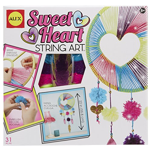 Alex Toys Craft Sweetheart String Art (String Art Nail)