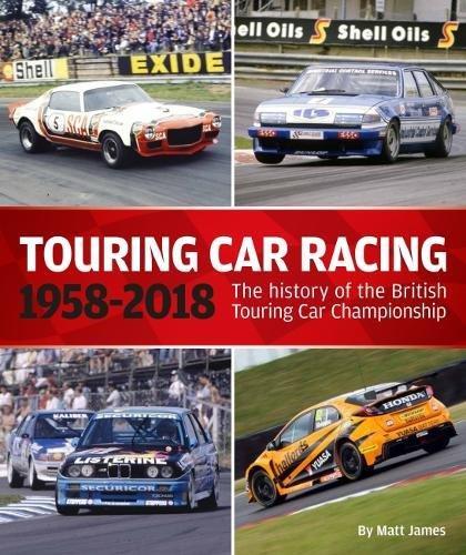 Touring Car Racing por Matt James